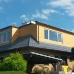 Aufstockung im Zuge der Dacherneuerung
